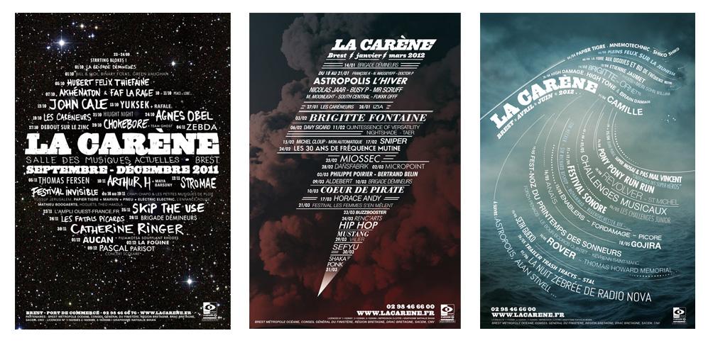 La carène saison_2011-2012